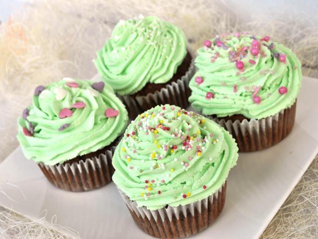 Muffiny i cake pops